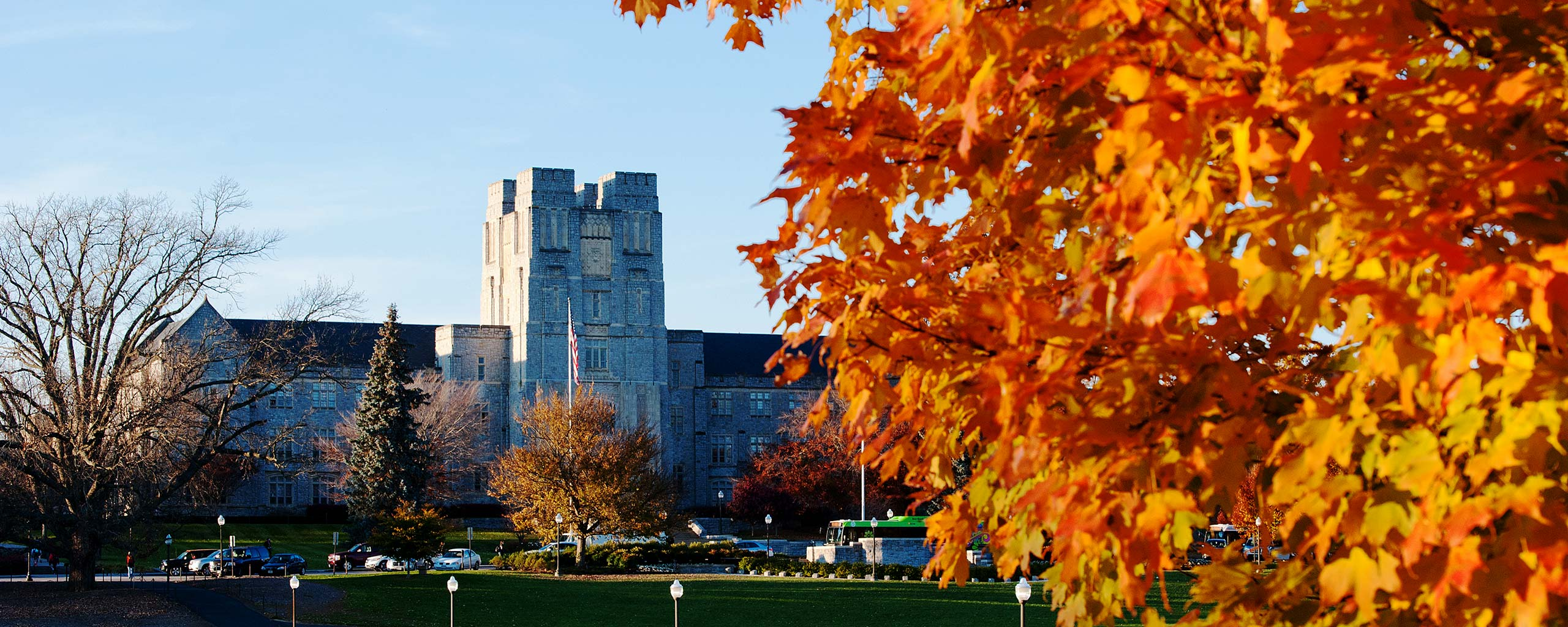 Virginia Tech is proud to host the Mid Atlantic Banner Users Group (MABUG) conference October 29-31, 2017